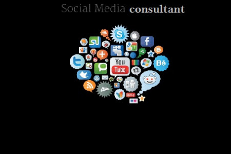 Best Social Media Consultant  Infographic
