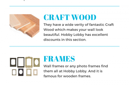 Best things to Buy at Hobby Lobby Infographic