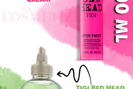 Best Tigi Hair Care Products Infographic