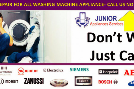 Best Washing Machine Appliance Repair Service - Edmonton Infographic