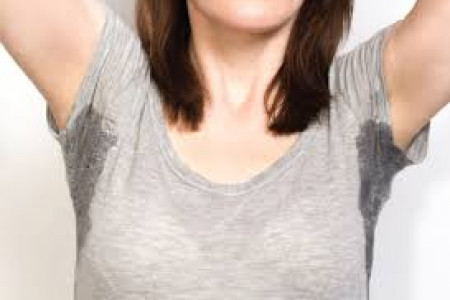 Best Ways to Get Rid of Excessive Underarm Sweating  Infographic