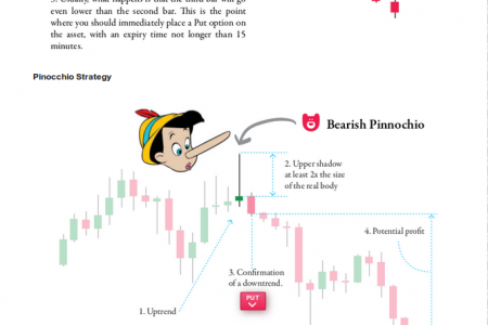Binary Options Trading types of strategies Infographic