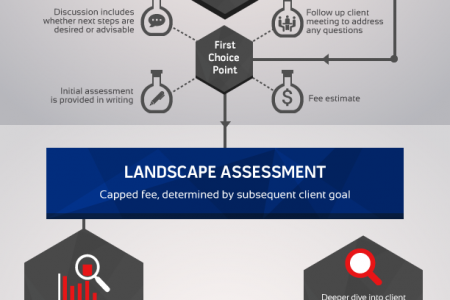 Biotech IP Assessment Infographic