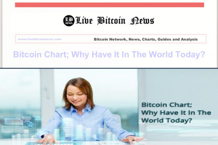 Bitcoin Chart; Why Have It In The World Today? Infographic
