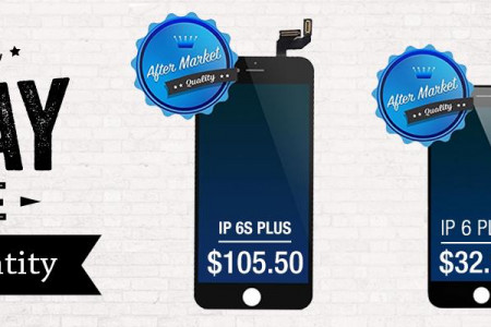 Black Friday Sale on iPhone LCD | MobileSentrix Infographic
