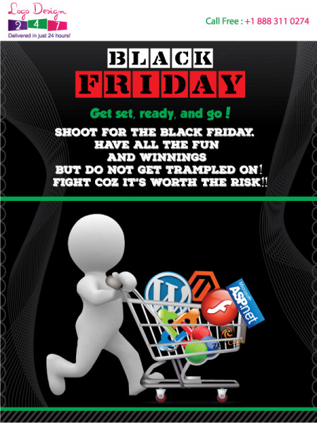 Black Friday Infographic