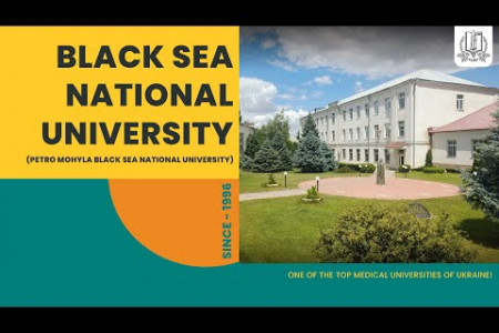 Black Sea National University   MBBS In Ukraine   Education Abroad Infographic