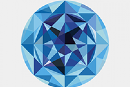 Blue Topaz - A Guide to the November Birthstone Infographic