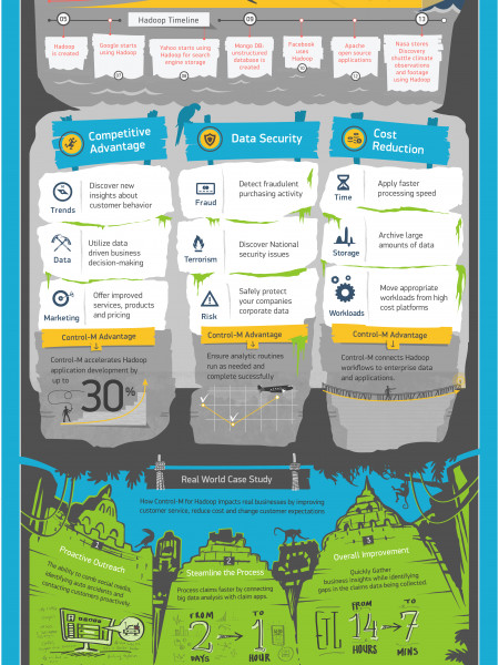 BMC Big Data Infographic Infographic