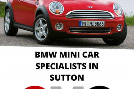 BMW MINI CAR SPECIALISTS IN SUTTON Infographic