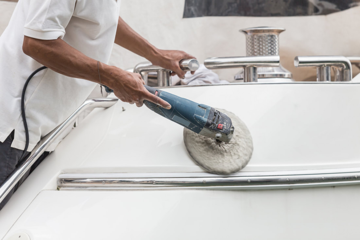 Boat Cleaning Company - Mobile Boat Detailing Clearwater, FL Infographic