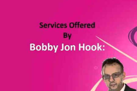 Bobby Jon Hook Clinical Hypnotherapist & Psychotherapist Infographic