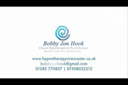 Bobby Jon Hook Clinical Hypnotherapy Infographic