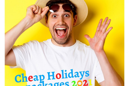 Book All Cheap  inclusive holiday packages 2021 Infographic