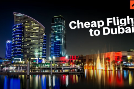 Book Best Cheapest Flights to Dubai 2021 Infographic