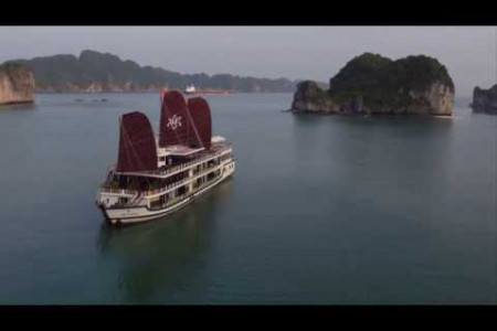 Book Halong Bay Tours - Orchid Cruise to Lan Ha Bay! Infographic