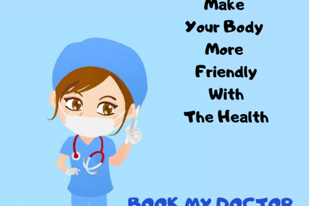 Book My Doctor: Find Your Doctor Infographic
