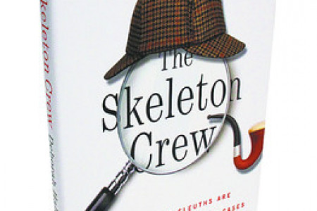 Book Reviews Dyman Associates Publishing Inc: 'The Skeleton Crew' by Deborah Halber Infographic
