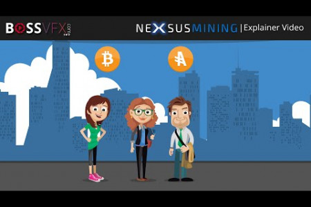 Explainer Video Nexus Mining Infographic