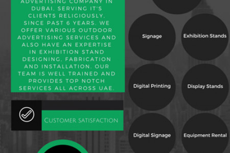 Brand Me Adv offers the best outdoor advertising services Infographic