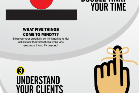 Break the Boundaries: Daily Tips for Designers Infographic