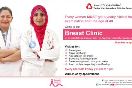 Breast Clinic Infographic