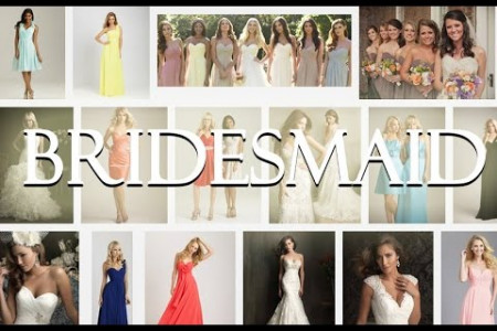 Bridesmaid: An Evening Diva!  Infographic