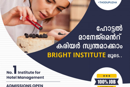 No.1 institute for Hotel Mannagement Infographic