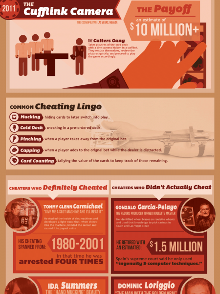 Bringing Down the House Infographic