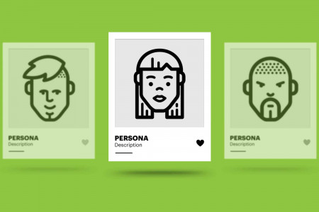 Building Your Brand's Buyer Persona Infographic