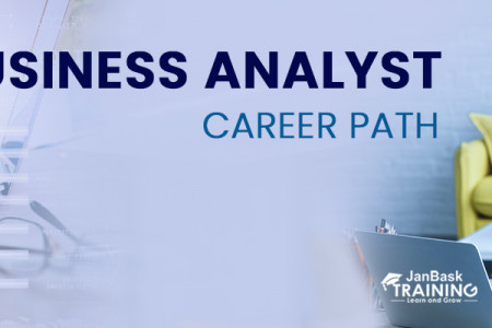Business Analyst Career Path: Step by Step BA Career Roadmap Infographic