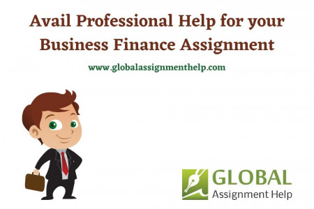 Business Finance Assignment Writing Experts Infographic