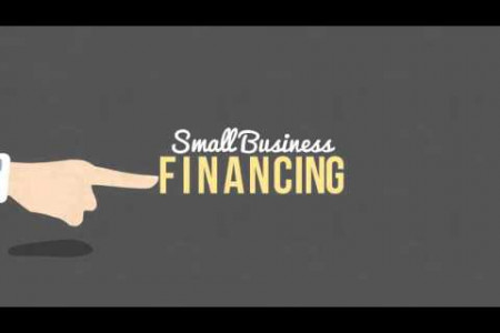 Business Funding Experts Offering Loan Options Infographic