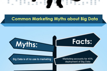 Busting the Big Data Myths for Marketers Infographic