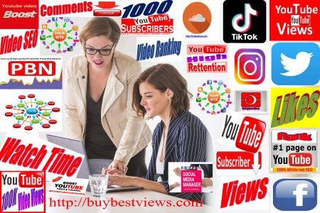 BUY 100K YOU TUBE BEST VIEWS Infographic