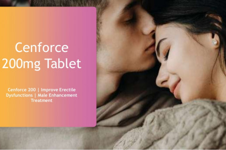 Buy Cenforce 200 - Sildenafil Citrate review, dosages at alldaygeneric Infographic