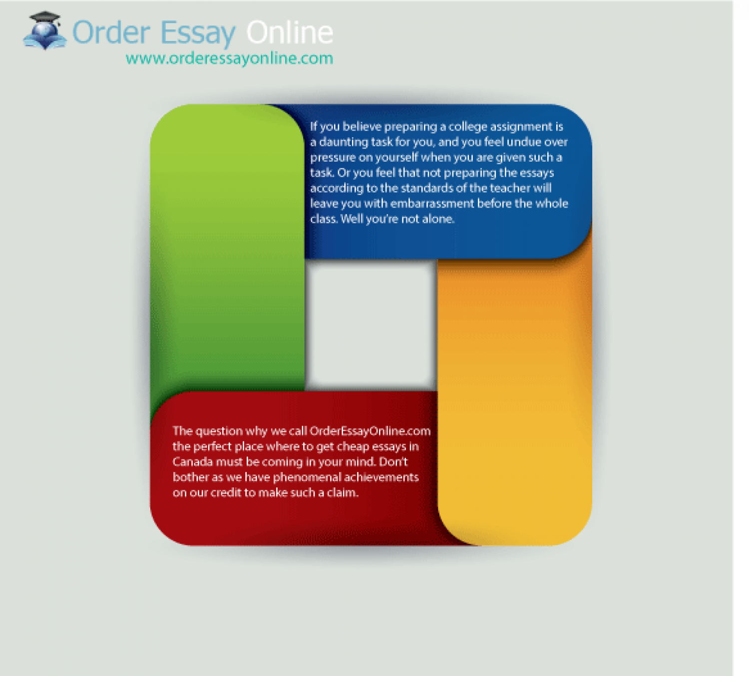Essays Online Only