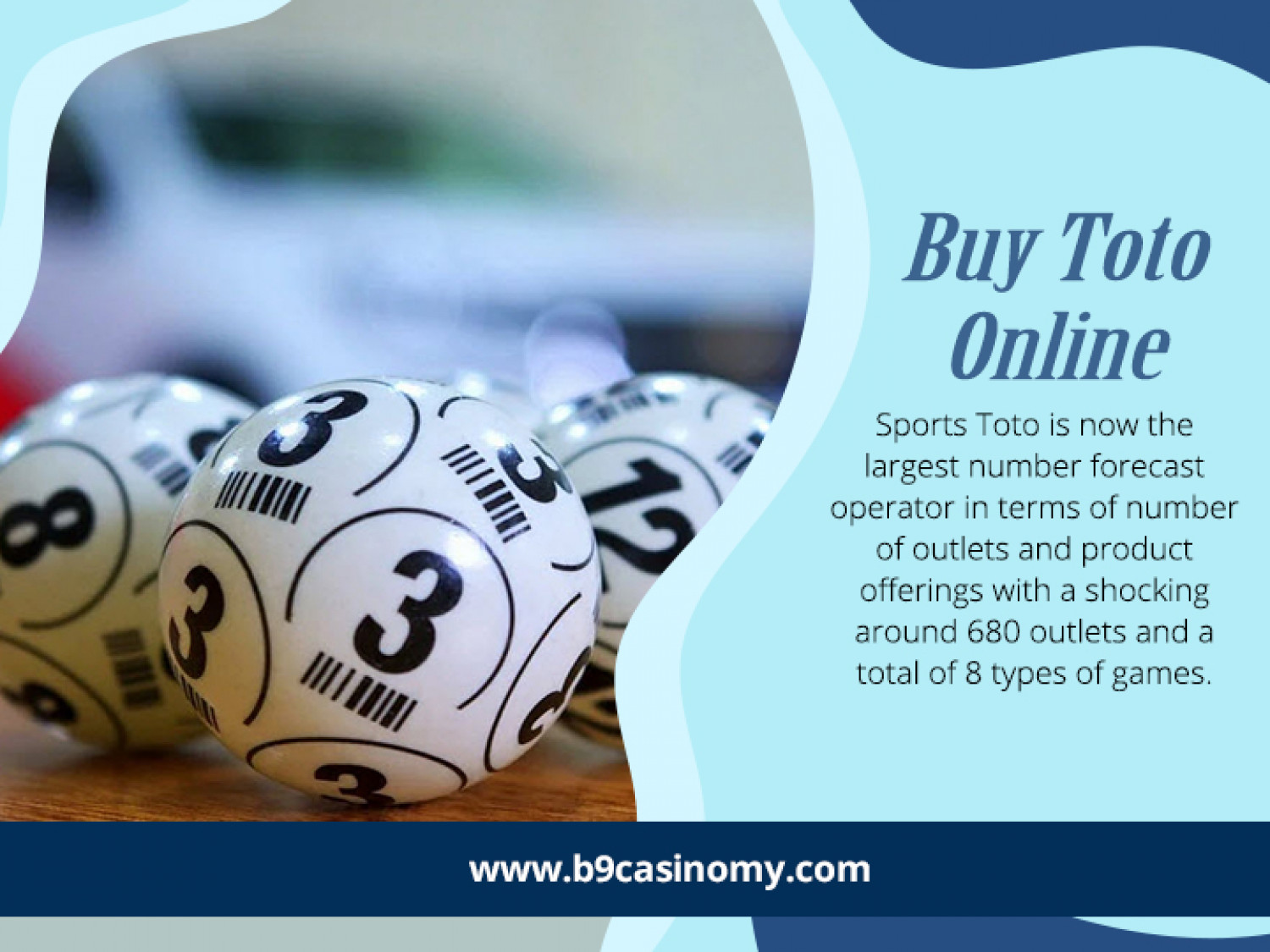 Buy Toto Online Malaysia Infographic