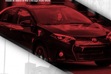 By The Numbers: 2015 Chicago Auto Show Infographic