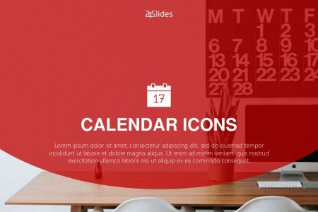 Calendar Icons Template   Free Download  Infographic