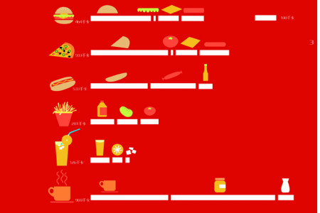Calorie Collection 2 Infographic