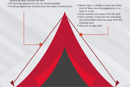 Camping Safety Infographic Infographic