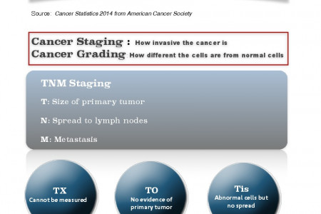 Cancer Staging and Grading Infographic
