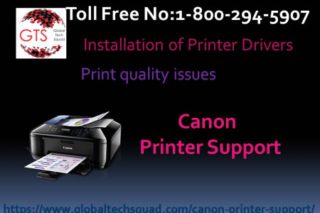 Canon Printer best support Dial:(800) 294-5907 Infographic