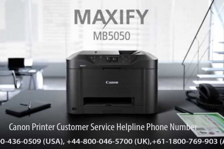 canon printer tech support number 18004360509| canon printer helpline Infographic