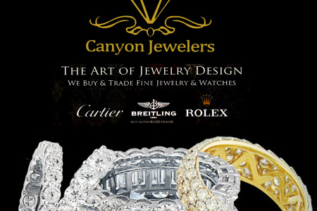 Canyon Jewelers  Infographic