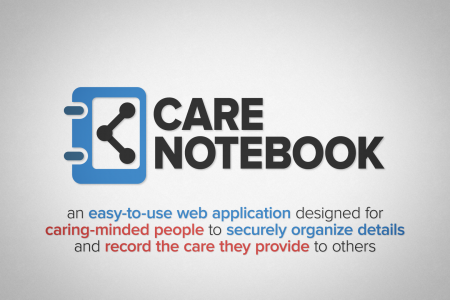 CareNotebook - Promo Video Infographic