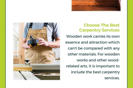 Carpentry Services Gold Coast | Grolife Infographic
