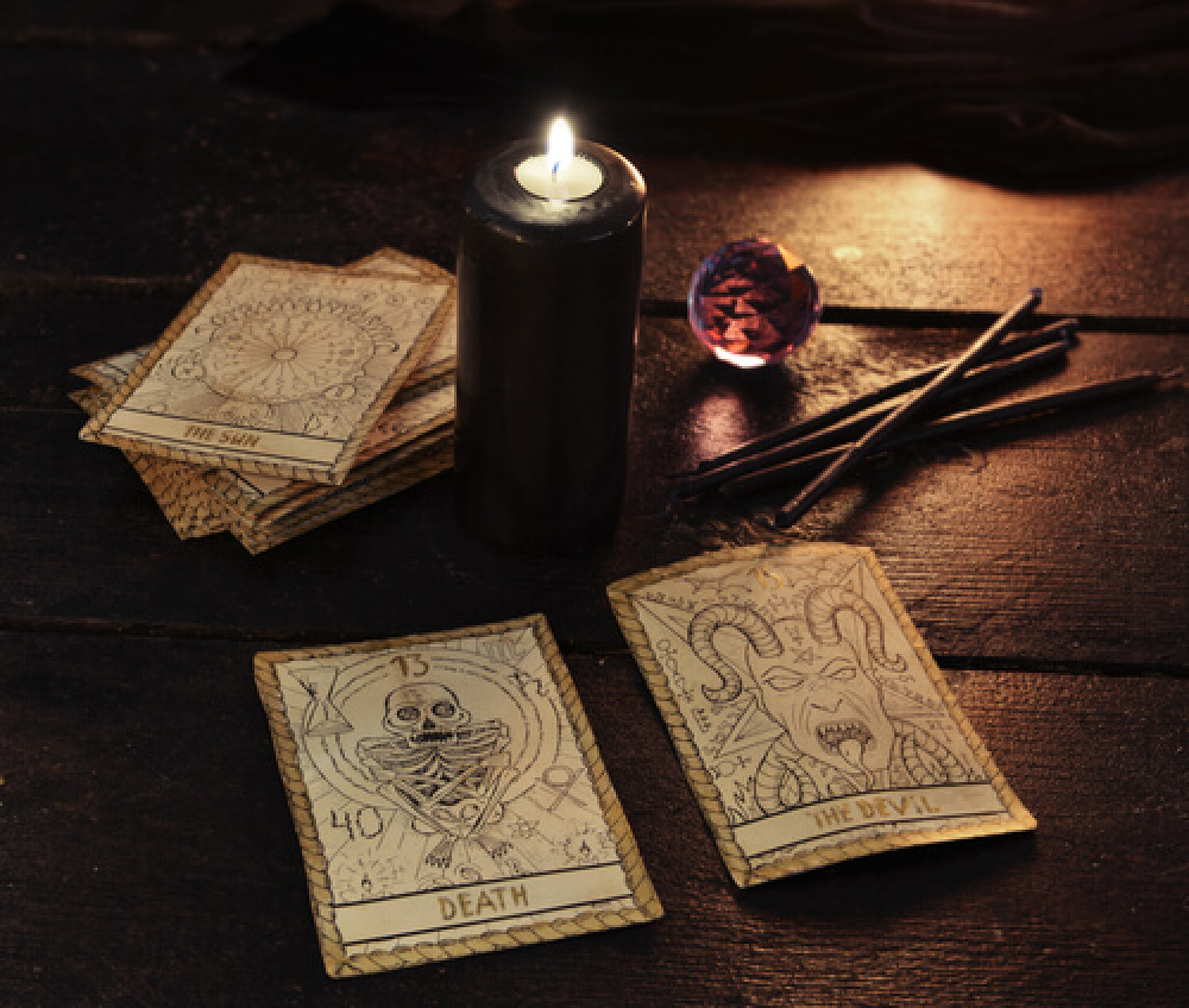 Chant Money Spells Using Candles and Cinnamon That Work Overnight Infographic
