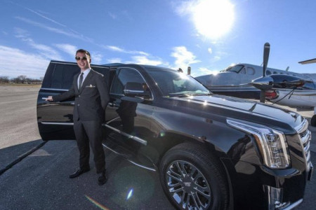Chauffeur Hire London From Bridelimo Infographic